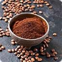 Кофе молотый      Аромат свежесваренного кофе входит в пятерку самых приятных запахов в мире. С него начинается день миллионов людей, независимо от их рода деятельности и страны обитания. Кофе – это не просто напиток, а часть особого ритуала, который придает силы и ...