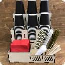Органайзер для кофейной (чайной) зоны Подставки - органайзеры – это красивые и функциональные элементы, которые впишутся в любой интерьер и раз и навсегда решат проблему хранения. Аксессуар предназначен для организации кофейных зон в кофейнях, магазинах, офисном и жилом пространстве, идеально подходит для размещения на ...