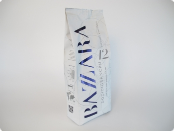 Кофе в зернах Bazzara Dodicigrancru (Бадзара 12 Гранкру)  1 кг, вакуумная упаковка
