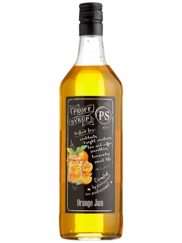 Сироп Proff Syrup (Проф сироп) Апельсиновый джем  1 л