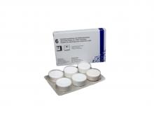 Таблетки для удаления накипи (декальцинация) Oxytabs AG, 6 шт.