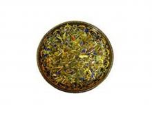 Чай зеленый Освежающий, упаковка 500 г, крупнолистовой ароматизированный чай