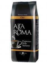 Кофе в зернах Alta Roma Oro (Альта Рома Оро)  1 кг, вакуумная упаковка